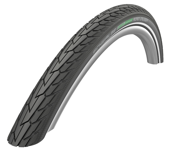 "Schwalbe Road Cruiser 26 x 1.75"" Reflex - Green Compound (11101302)"