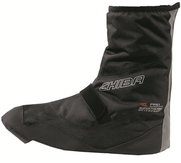 Chiba Superthermo Shoe Cover black