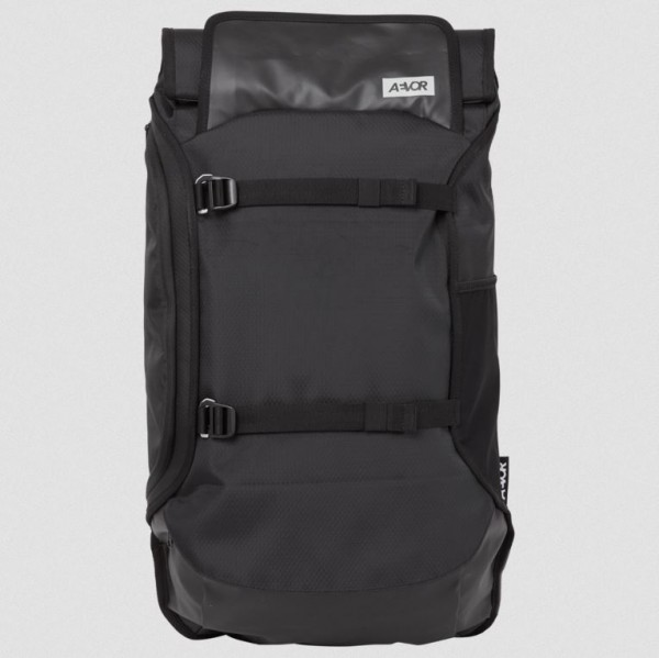 Aevor Travel Pack Proof Black 38 - 45 Liter wasserfest