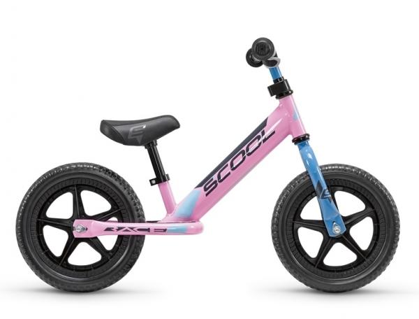 S´COOL pedeX Race 12'' pink/black