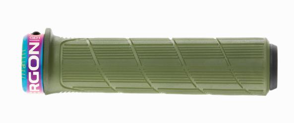 Ergon GD1 Evo Factory Frozen Moss / Oil Slick