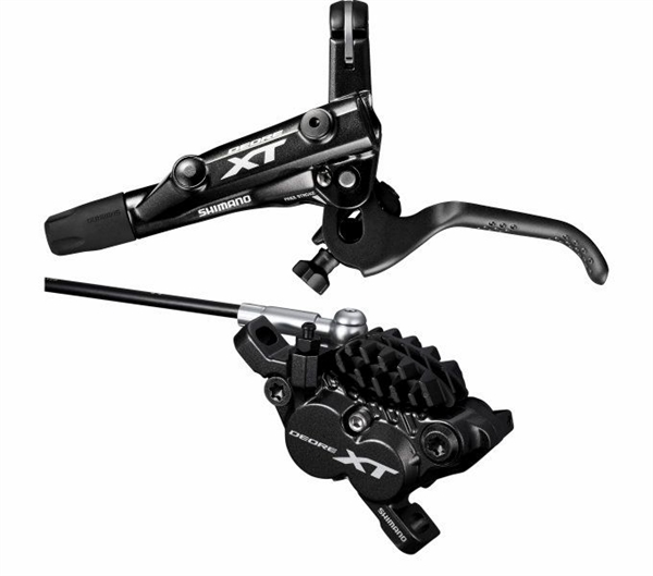 006673d863d Shimano Deore XT Disc Brakes BR-M8020 AM rear with cooling fins black