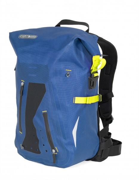 Ortlieb Packman Pro Two Rucksack steel blue 25L