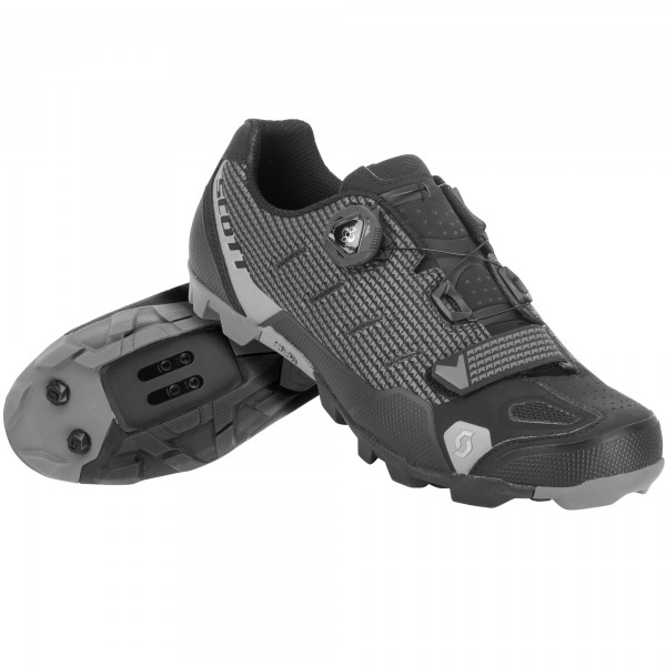 SCOTT MTB Prowl-r RS Shoe matt black/matt anthracite