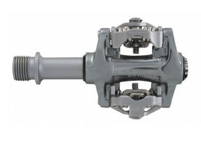 Exustar E-PM-215 MTB Pedal silver
