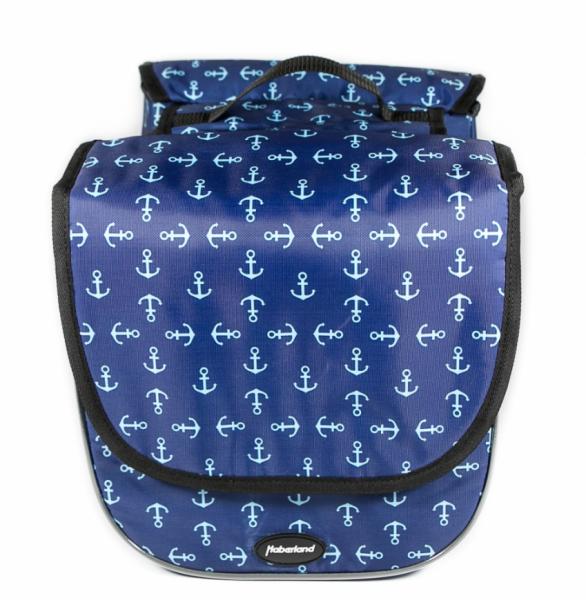 Haberland Double Bag Kids Trendy blue