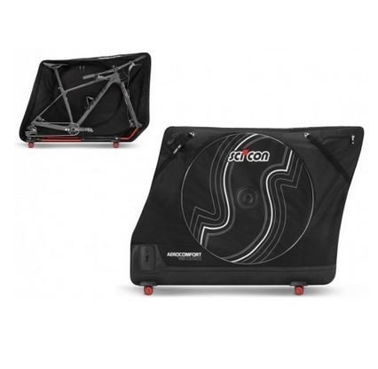 Scicon Soft Case AeroComfort 3.0 TSA Fahrradtasche Triathlon