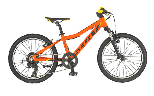Scott Bike Scale 20 Orange/Black 2019 Kid bike