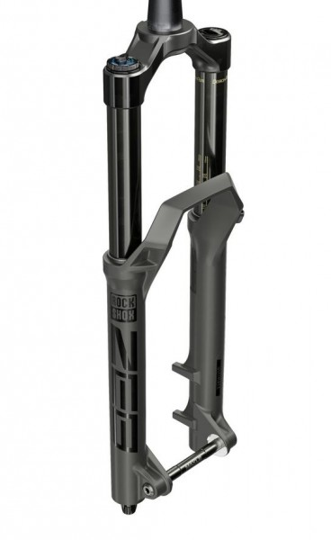 "Rock Shox ZEB Ultimate 29""/27,5+ 170mm, Offset 44mm Boost, grey"