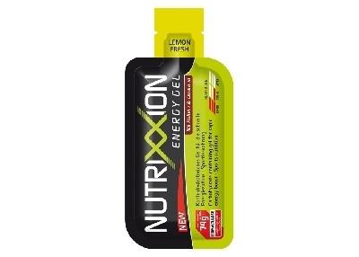 Nutrixxion Energy Gel Lemon Fresh Caffeine