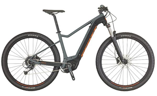 Scott Bike Aspect eRide 40 grau/schwarz/orange 2019