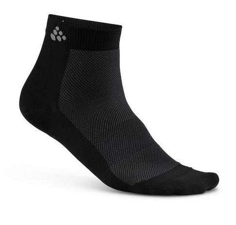 Craft Greatness Mid 3-Pack Socken schwarz