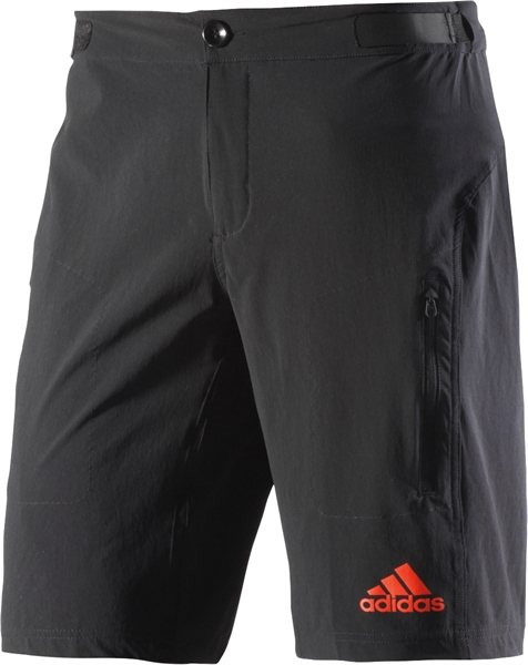 Adidas Trail Race Shorts black