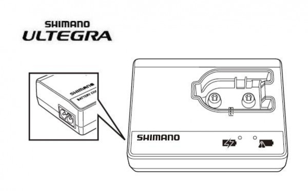 Shimano Di2 battery-charger SM-BCR1