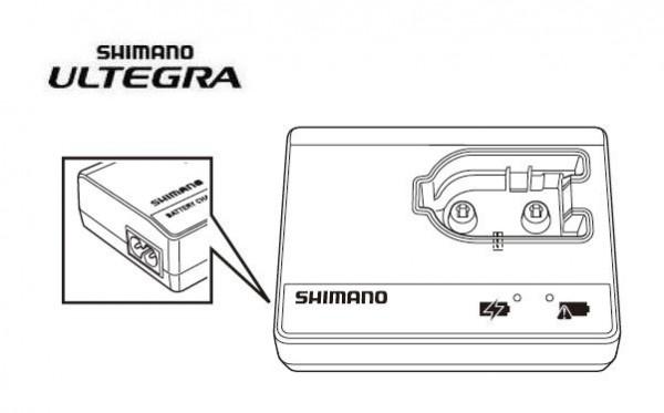Shimano Di2 Batterie-Ladegerät SM-BCR1
