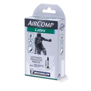 Michelin AirComp latex A1 tube for race bikes 40mm