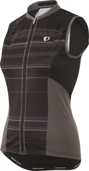 Pearl Izumi Women Elite Escape SL Jersey black stripemoonlight