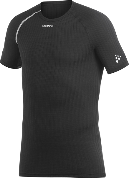 Craft Active Extreme RN Short Sleeve black/platin