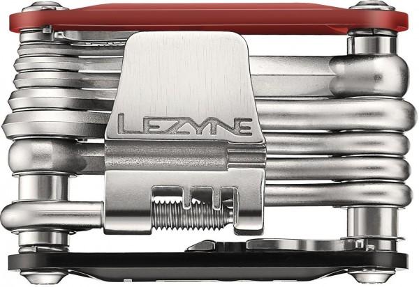 Lezyne multifunctional tool RAP-20/-21-CO2 RAP-20 / red-black