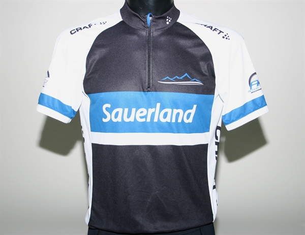 Craft Active Bike Jersey ACTION SPORTS limited Edition SAUERLAND