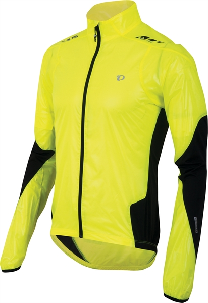 Pearl Izumi P.R.O. Barrier Lite Jacket screaming yellow / black %