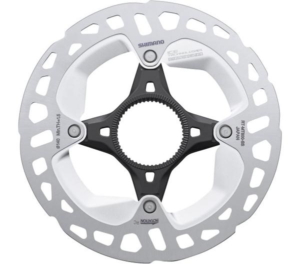 Shimano Bremsscheibe Deore XT RT-MT800 Freeza Centerlock 203mm