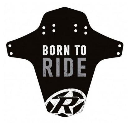 Reverse Schutzblech Born to Ride grau