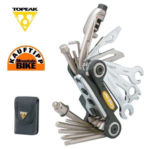 Topeak Alien II Multi Tool 26 Functions