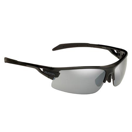 Alpina Twist Four S VL+ Brille black-grey black