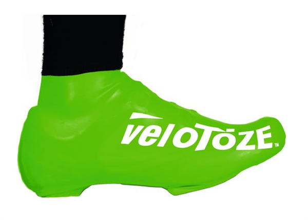 Velotoze Überschuh kurz grün