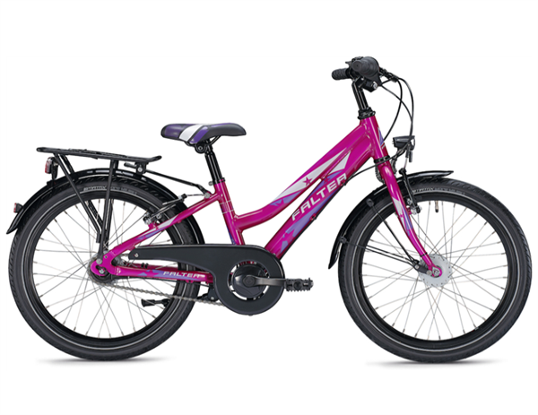 Falter FX 207 ND 20 Zoll Trave pink Kids bike