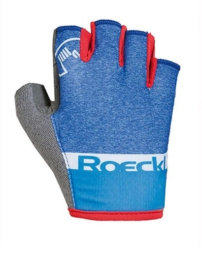 Roeckl Youngster Ziros Bicycle Glove blue