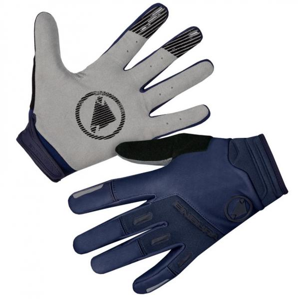 Endura SingleTrack Windproof Glove navy blue
