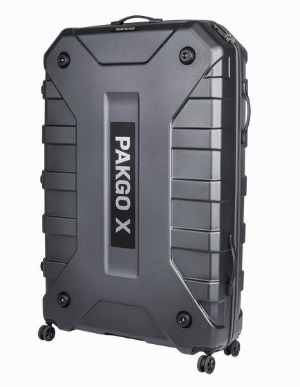 Topeak PakGo X Transportkoffer für Rennrad und Triathlon