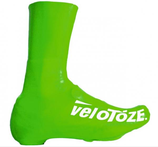 Velotoze Shoe Cover long green
