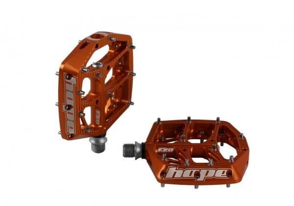 Hope F20 Pedal Orange