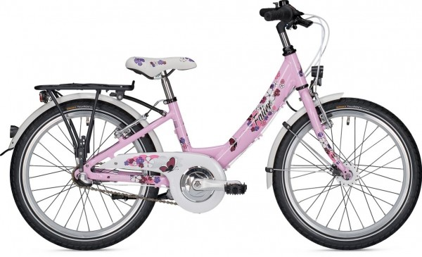 Falter FX 203 ND Wave 20'' Kids Bike - magenta