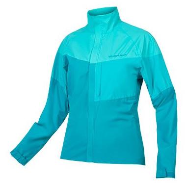 Endura WMS Urban Luminite Jacket II Women pacific blue