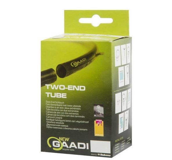 "Gaadi Two-End-Tube 28"" SV"