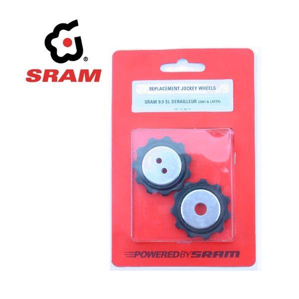 SRAM X.9 Schaltwerk-Leitrollen Set Mod. 2005-09