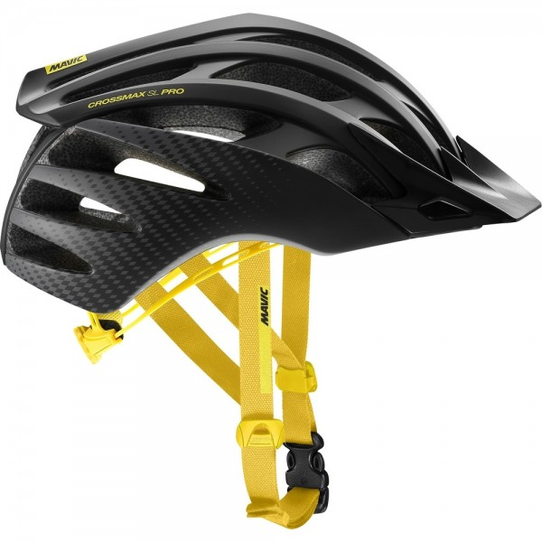 Mavic Helm Crossmax SL Pro black/yellow mavic