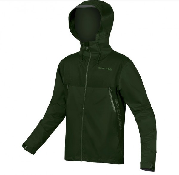 Endura MT500 Jacket wasserdicht waldgrün
