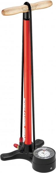Lezyne floor pump Sport Floor Drive MY19 red-glossy