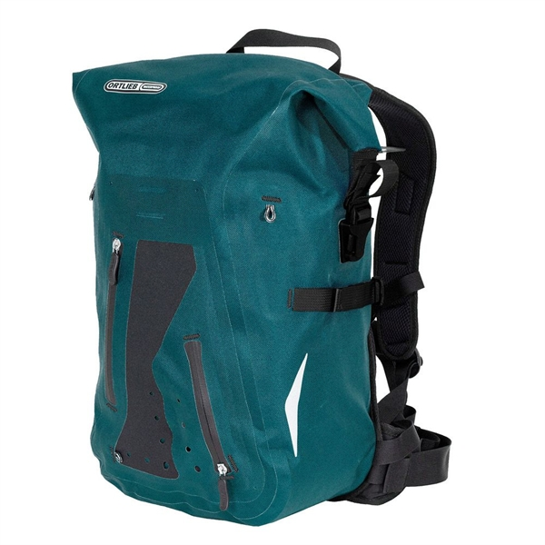 Ortlieb Packman Pro Two backpack petrol 25L