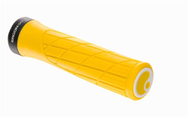 Ergon GA2 Griff Yellow Mellow