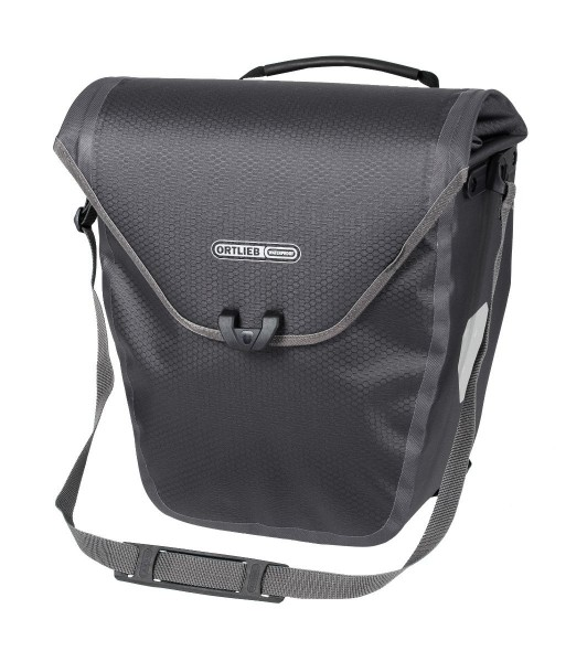 Ortlieb Velo-Shopper QL2.1 slate-black