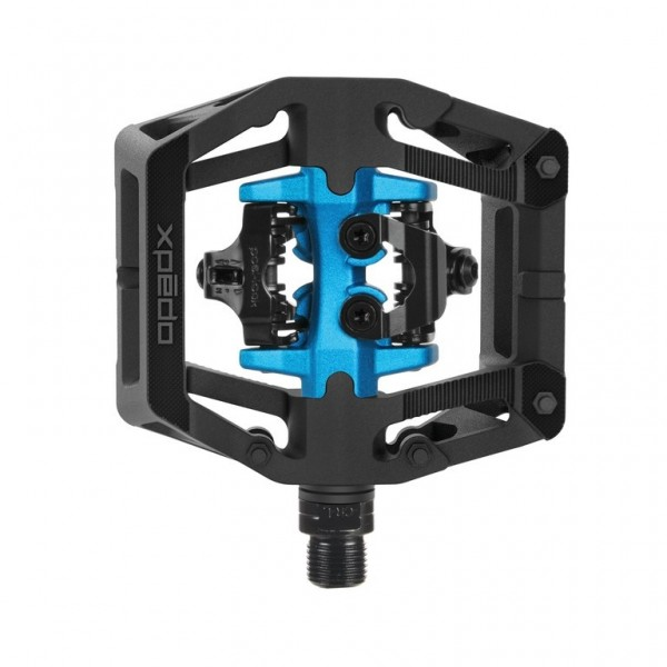 Xpedo GFX Neo System-Pedal black-blue