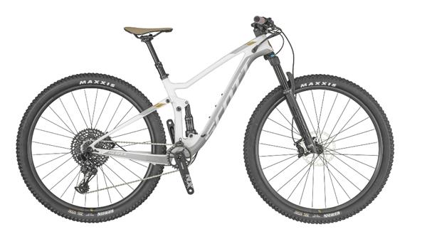 Scott Bike Contessa Spark 910 weiß/grau 2019 Damen