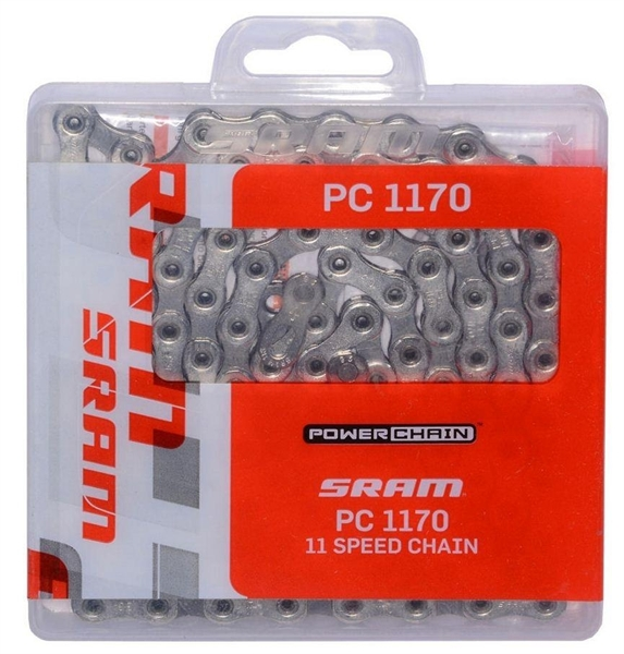 SRAM PC-1170 Hollow Pin chain 11-speed