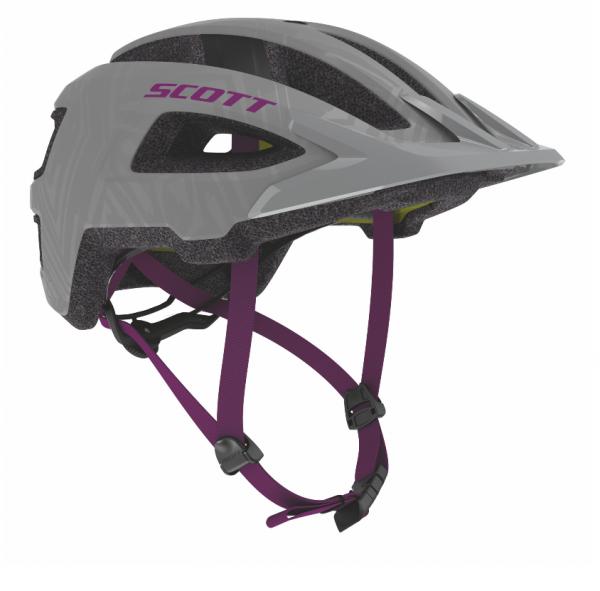 Scott Helm Groove Plus grey/ultra violet